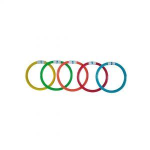 anneaux lestés