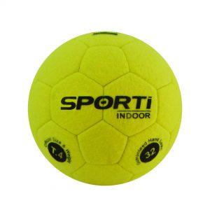 ballon futsal jaune T4