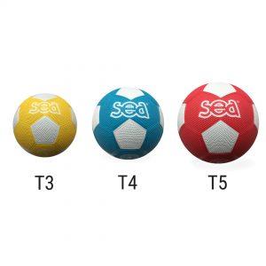 lot 3 ballons sol dur