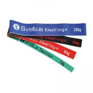 set de bandes elastique sport