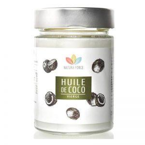 huile de coco pour la peau