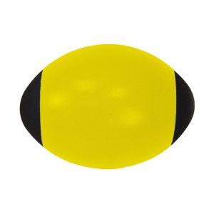 ballon de rugby en mousse solide