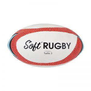 mini ballon rugby mousse
