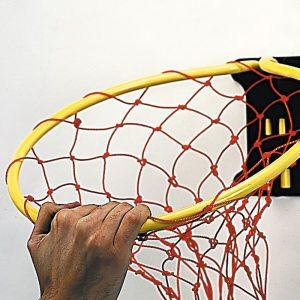panier de basket flexible a fixer sur un mur
