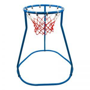 petit panier basket au sol