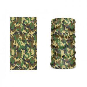 tour de cou camouflage militaire