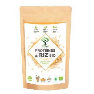 proteine riz bio