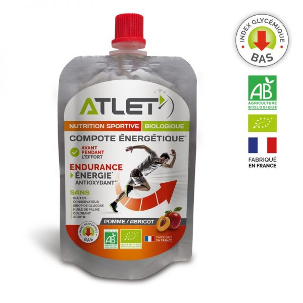 compote made in france pour running